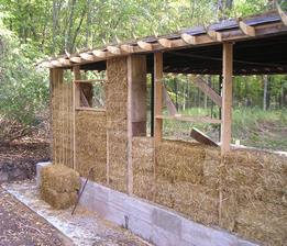Riverside salem for Straw bale house cost per square foot