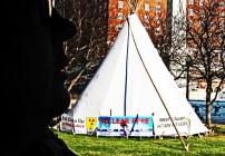 Occupy Buffalo housing